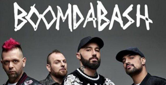 Boomdabash in concerto a Reggio Calabria. L'ingresso è gratuito