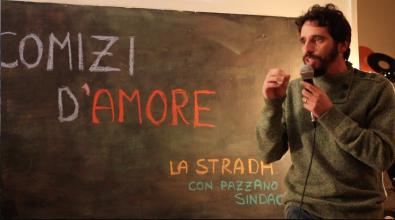 """Buona la prima per i """"Comizi d'amore per Reggio"""" di Pazzano"""