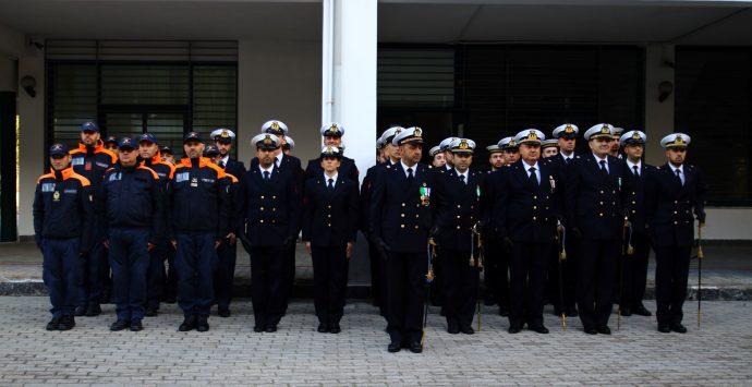 I festeggiamenti di Santa Barbara patrona della Marina militare