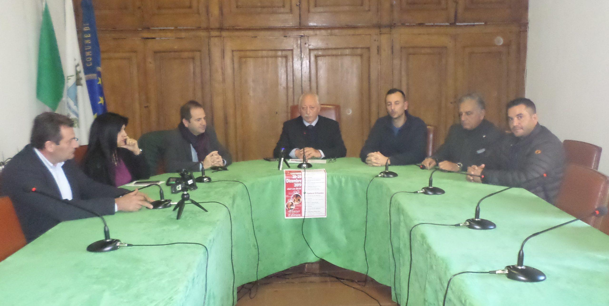 """Gerace, apre il """"Borgo Incantato – Festival internazionale di arte di strada"""" – """"Winter Edition"""""""