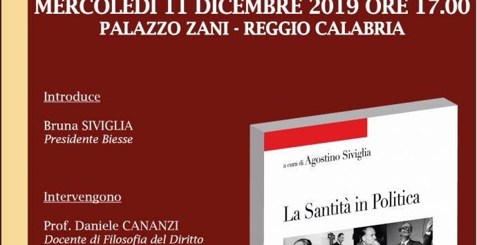 """Biesse, """"La sanità in politica"""" nel libro di Agostino Siviglia"""
