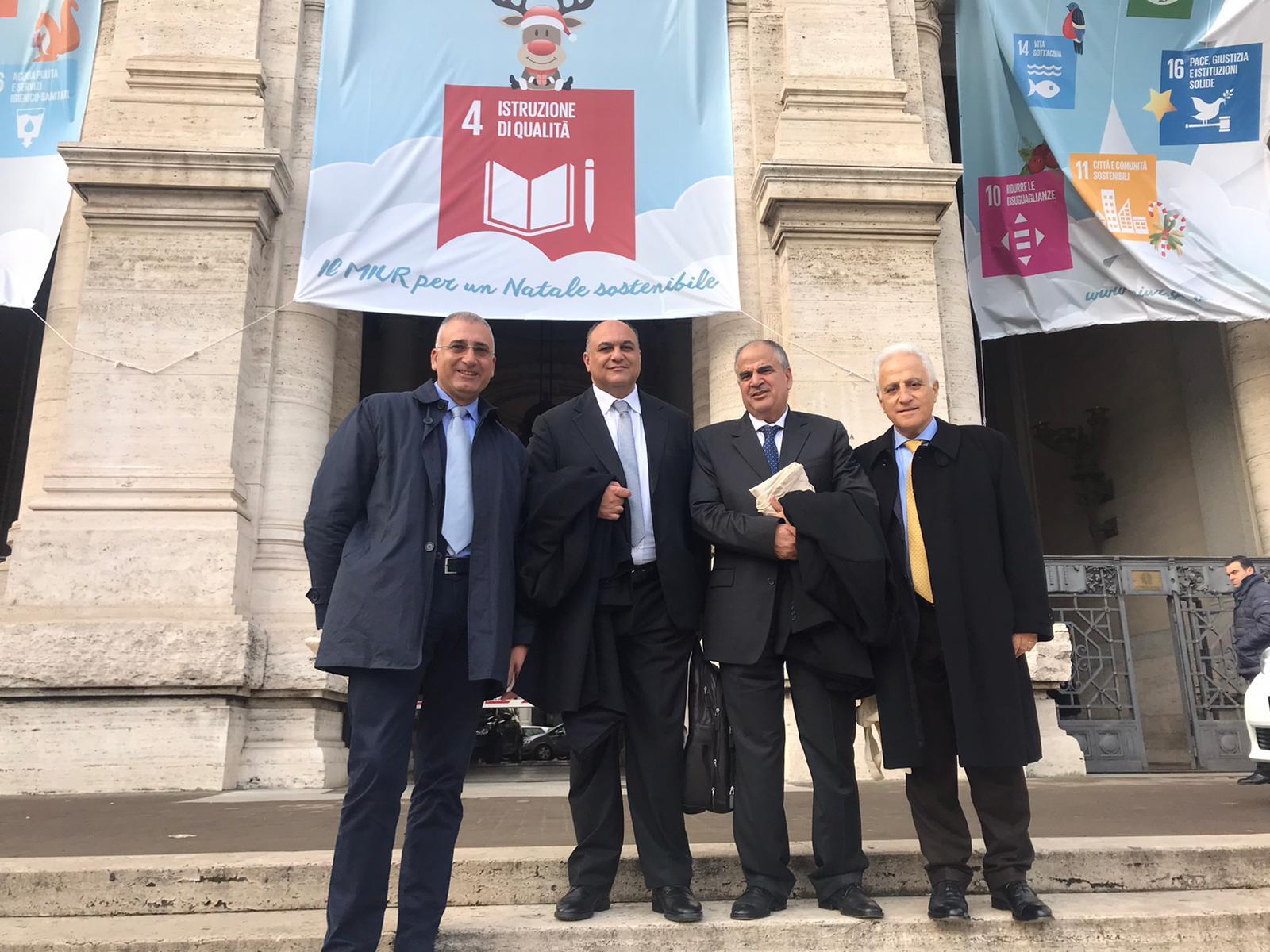 """Il polo scolastico """"Virgilio"""" di Locri orgoglio del Sud Italia"""