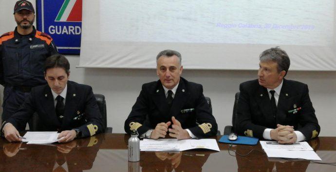 Guardia costiera, in salvo 822 persone. Sanzioni per oltre un milione di euro