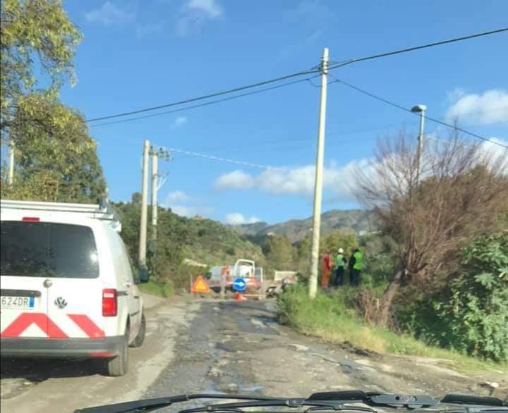 Imbalzano: «Urge ripristinare la viabilità su via Macellari a Pellaro»