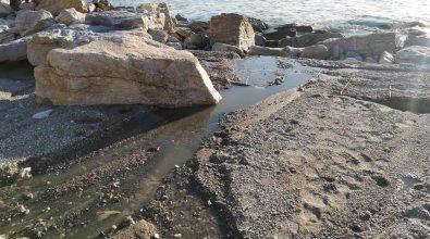 Emergenza ambientale a Lazzaro, l'affondo di Crea: «S'intervenga subito»
