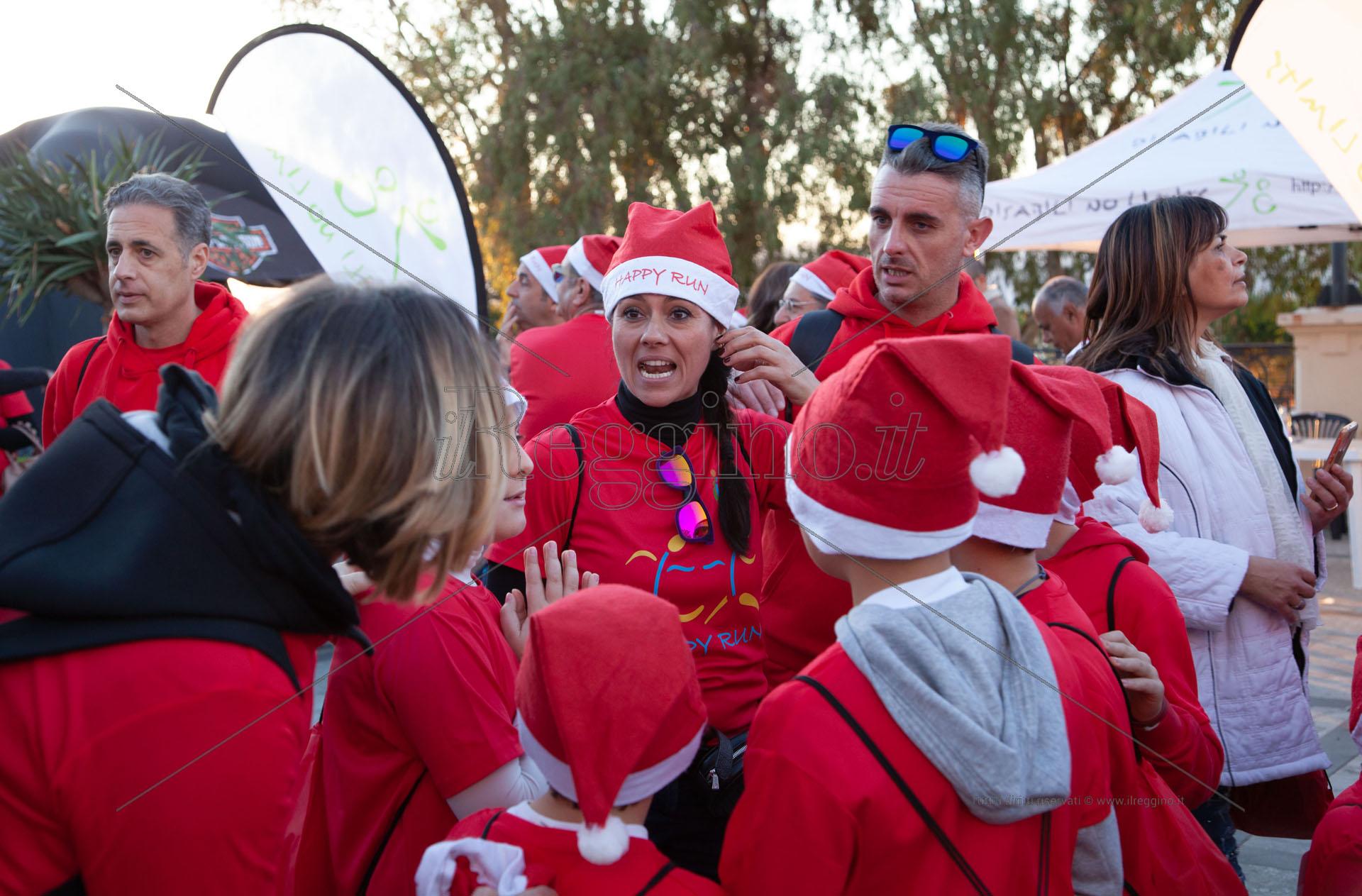"""""""Happy Run for Christmas"""": raccolti 4000 euro per aiutare la disabilità"""