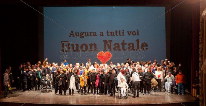 """""""Arcipelago d'incontri"""", la Piccola Opera si racconta al teatro Cilea"""