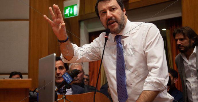Salvini chiede il sindaco a Reggio.       E in Fdi la prendono assai male…