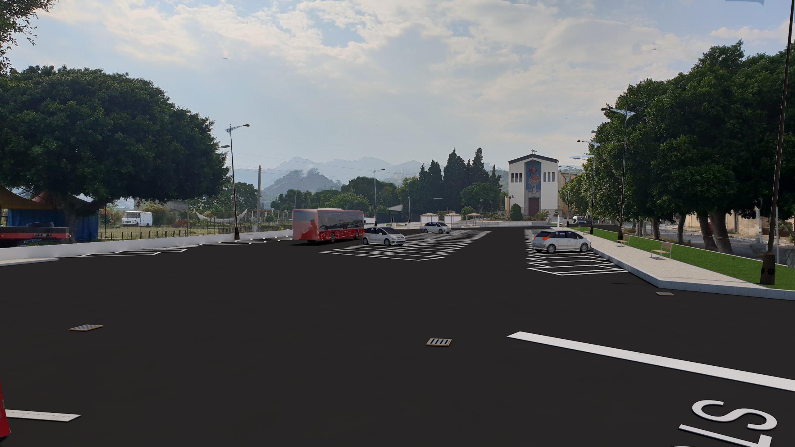 Gallico, via libera al progetto per la nuova piazza Santa Maria