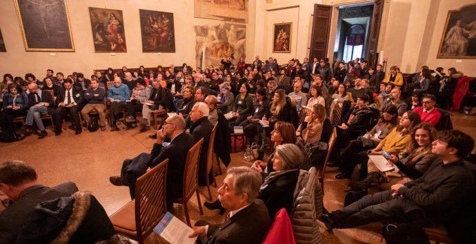 Palmi a Bologna per il patto tra le città sui temi dell'immaginazione civica