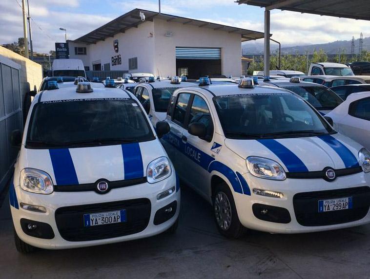 Polizia locale, controllo straordinario della circolazione. Sanzioni e sequestri