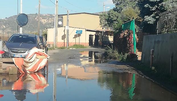 L'ex VIII circoscrizione in piena emergenza idrica e di rifiuti
