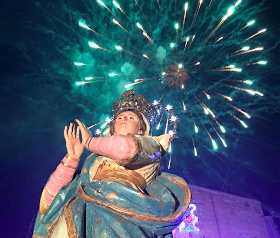 Tutto pronto a Scilla per i festeggiamenti in onore di Maria Ss. Immacolata