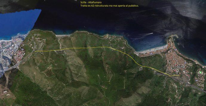 Cantiere abbandonato da oltre 10 anni. Arrivano 300 mila euro per la Sp 15 Scilla – Melia. FOTO E VIDEO