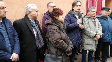Una via dedicata a Francesco Porcino. «Esempio di appartenenza»