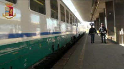 Scilla, poliziotti aggrediti e feriti dopo un controllo sul treno