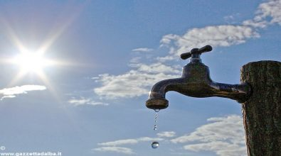 Lavori sulla rete idrica, domani rubinetti a secco in alcune vie del centro