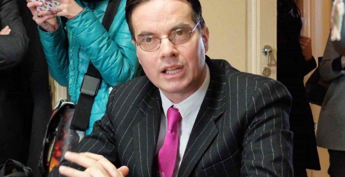 Klaus Davi annuncia la candidatura a sindaco di Africo