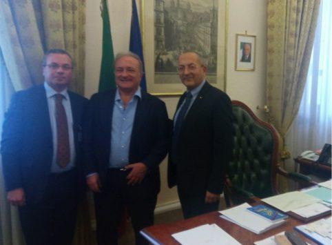 """Questione abitativa, Ania e """"Casa mia"""" incontrano il sottosegretario Margiotta"""