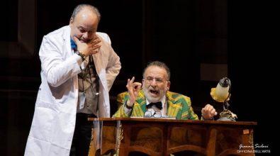 """""""In Varietà… vi dico"""", a teatro lo show del duo Piromalli-Malaspina"""