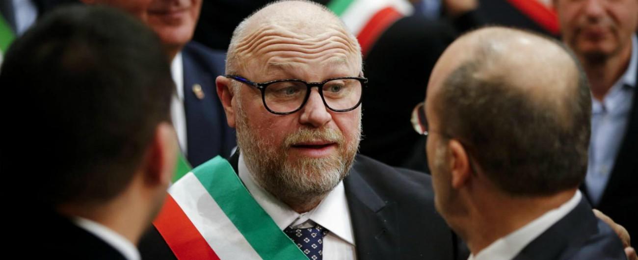 L'ex sindaco di Livorno, Filippo Nogarin vuole guidare il porto di Gioia Tauro