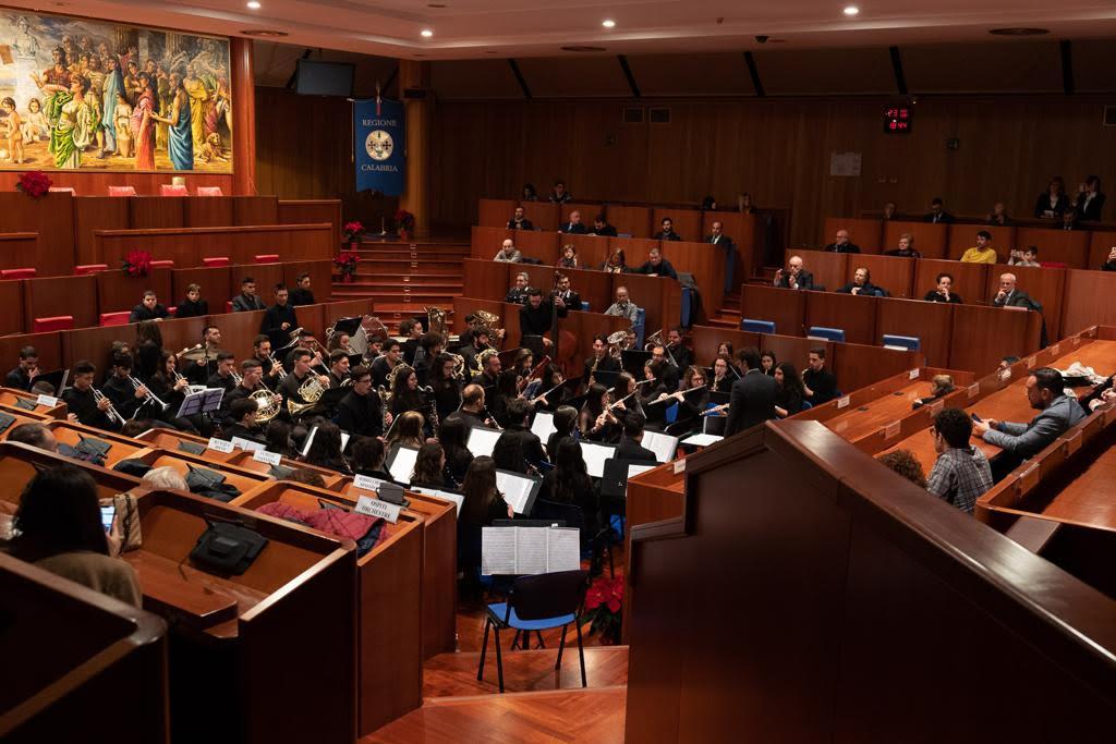 Concerto di Natale a Palazzo Campanella con le orchestre giovanili