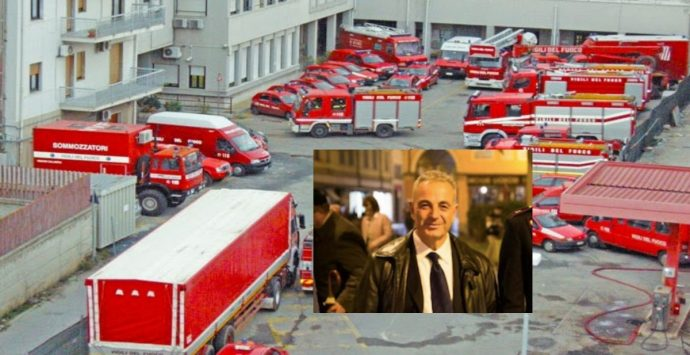 Nuovo lutto per i vigili del fuoco di Reggio, è morto Filippo Latella