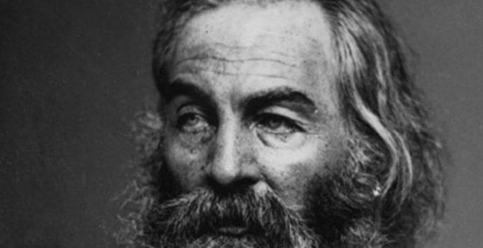 L'associazione Anassilaos rende omaggio al poeta Walt Whitman