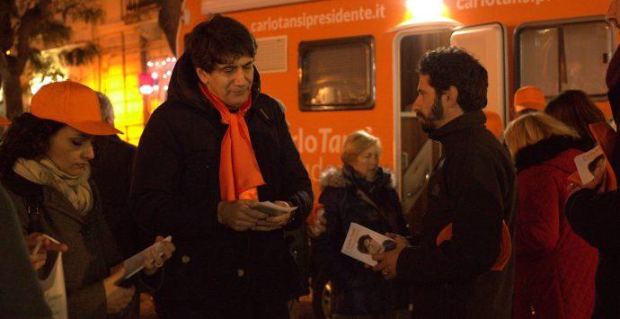 """Reggio, """"La Strada"""" incontra il candidato alla presidenza regionale Tansi"""