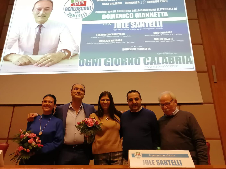 Giannetta: sanità e lavoro al primo posto nell'agenda politica