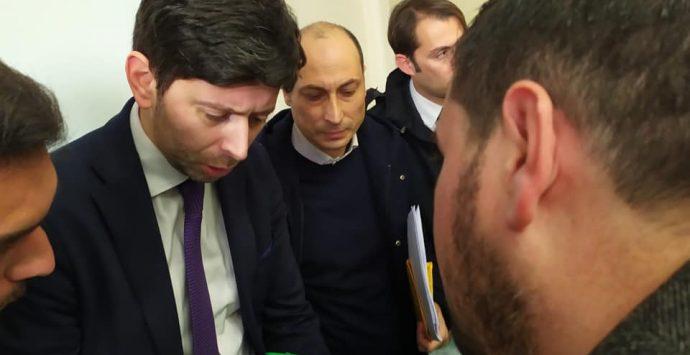 Gioia Tauro, il Comune sollecita il ministro Speranza sull'emergenza sanitaria e l'inoperatività dei commissari
