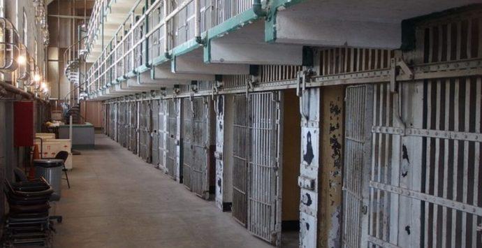 Coronavirus e carcere di Arghillà, il garante Siviglia lancia l'allarme: «In caso di contagio la situazione degenera»