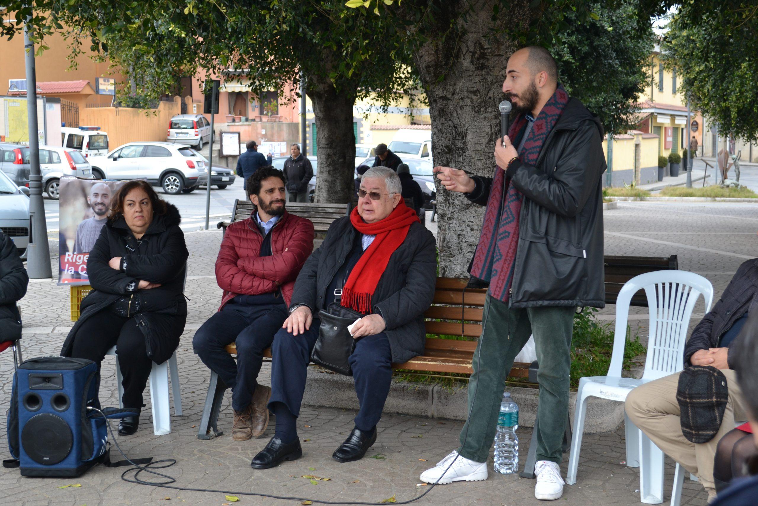 La Strada per Pazzano sindaco: incontro pubblico a Rosarno con Pippo Callipo