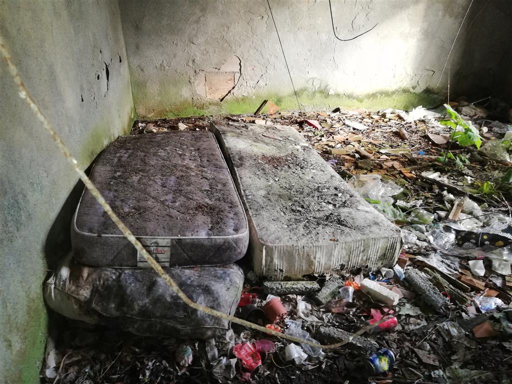 Cimitero di San Pantaleone tra degrado e abbandono. Crea: «Offesa la memoria dei defunti»