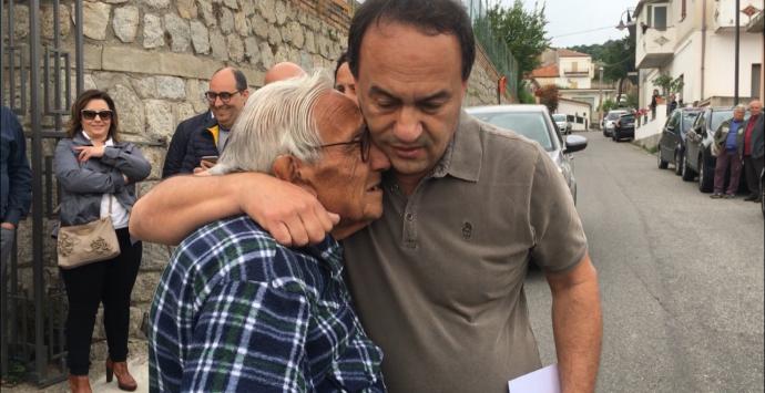Addio a Roberto Lucano, padre dell'ex sindaco di Riace Mimmo