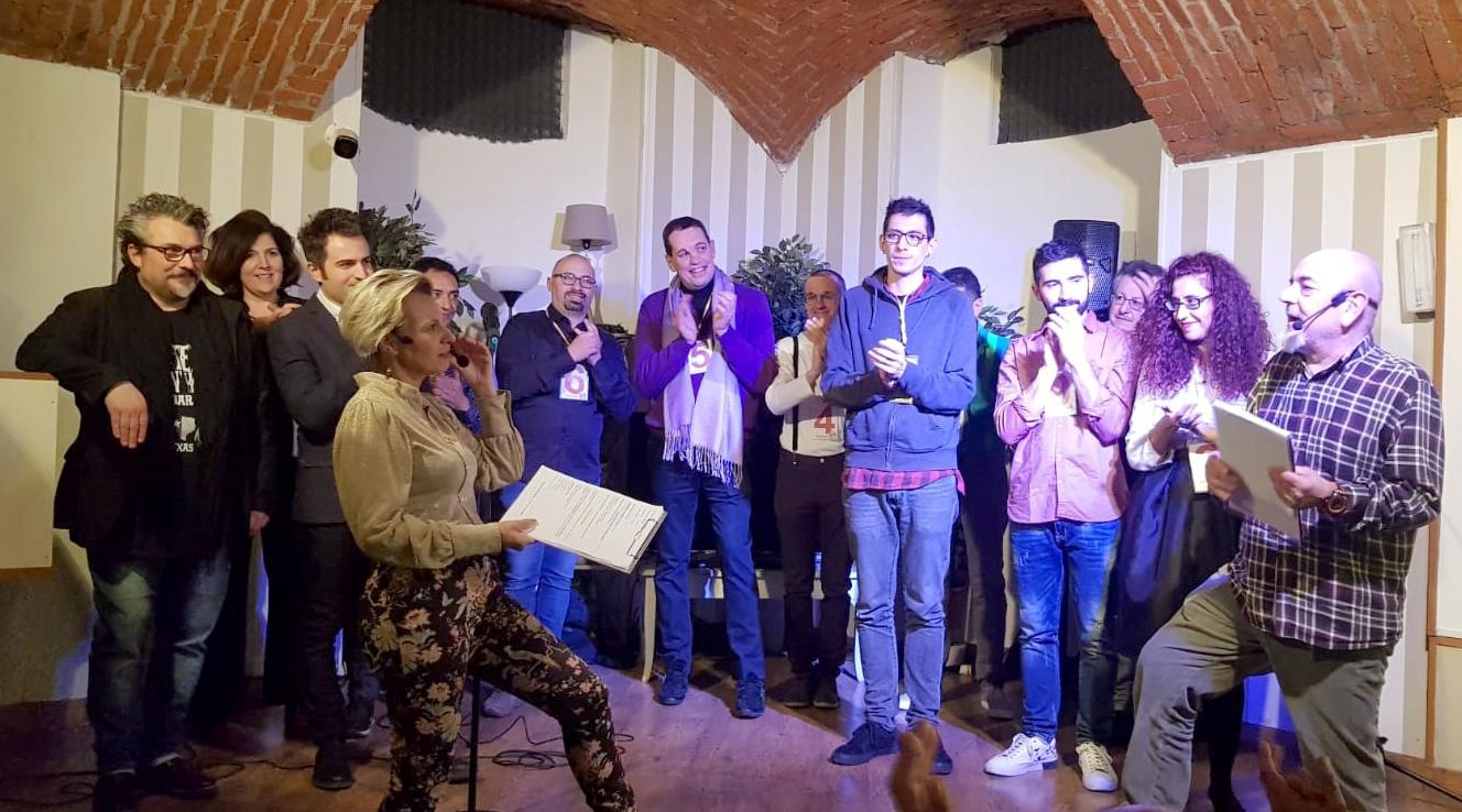 """Festival """"Facce da bronzi"""", grande successo per la tappa milanese"""