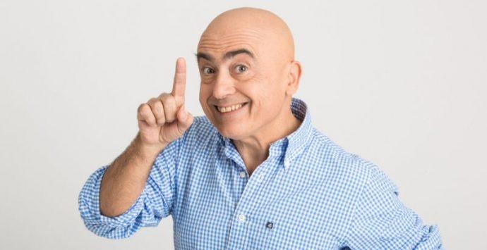 A Cittanova arriva il comico di Zelig Paolo Cevoli