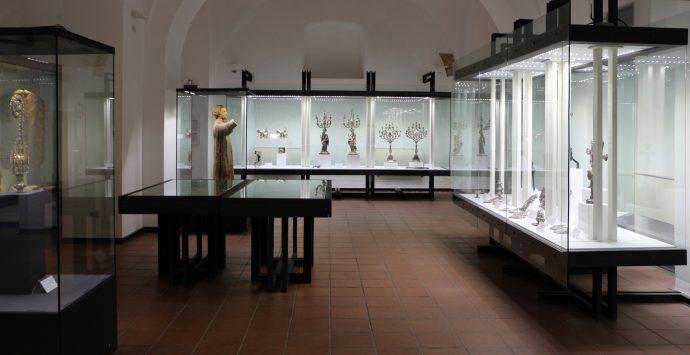 """Al Museo diocesano inaugurazione della mostra """"La bellezza del Crocifisso"""""""