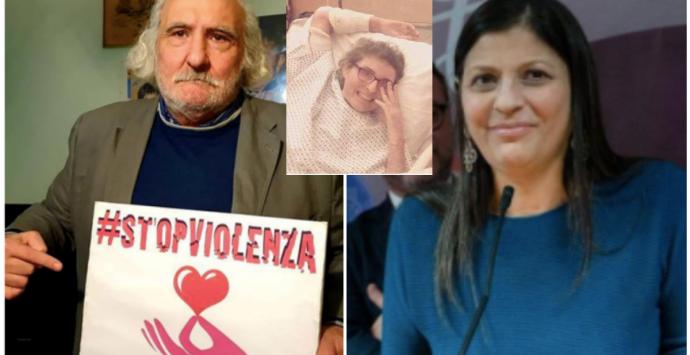 Santelli vicina a Maria Antonietta: «La Regione sarà parte civile»