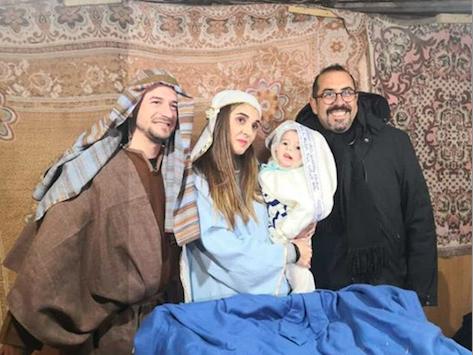 Presepe vivente a Pietrastorta: costruire la comunione partendo dalla famiglia