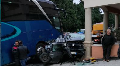 Statale 106, ancora un altro incidente all'altezza di Lazzaro