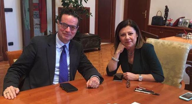 Klaus Davi: «Dal ministro De Micheli molta attenzione al Sud»