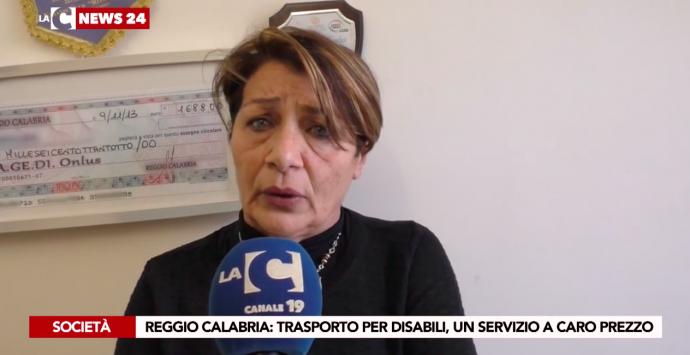 Reggio, «trasporto disabili come merce di scambio». La denuncia