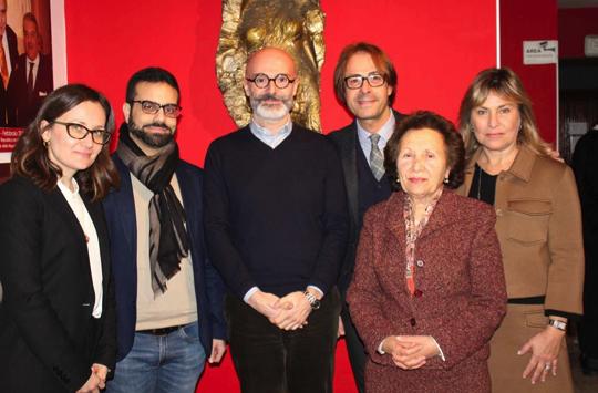 """Andrea Salonia ospite de """"Le Muse"""" con il romanzo candidato al premio Strega"""