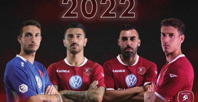 Reggina, quattro giocatori rinnovano fino al 2022