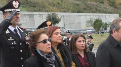Arma e familiari ricordano i carabinieri Fava e Garofalo