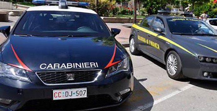 Consegna cibo a domicilio, i Carabinieri provano a vederci chiaro