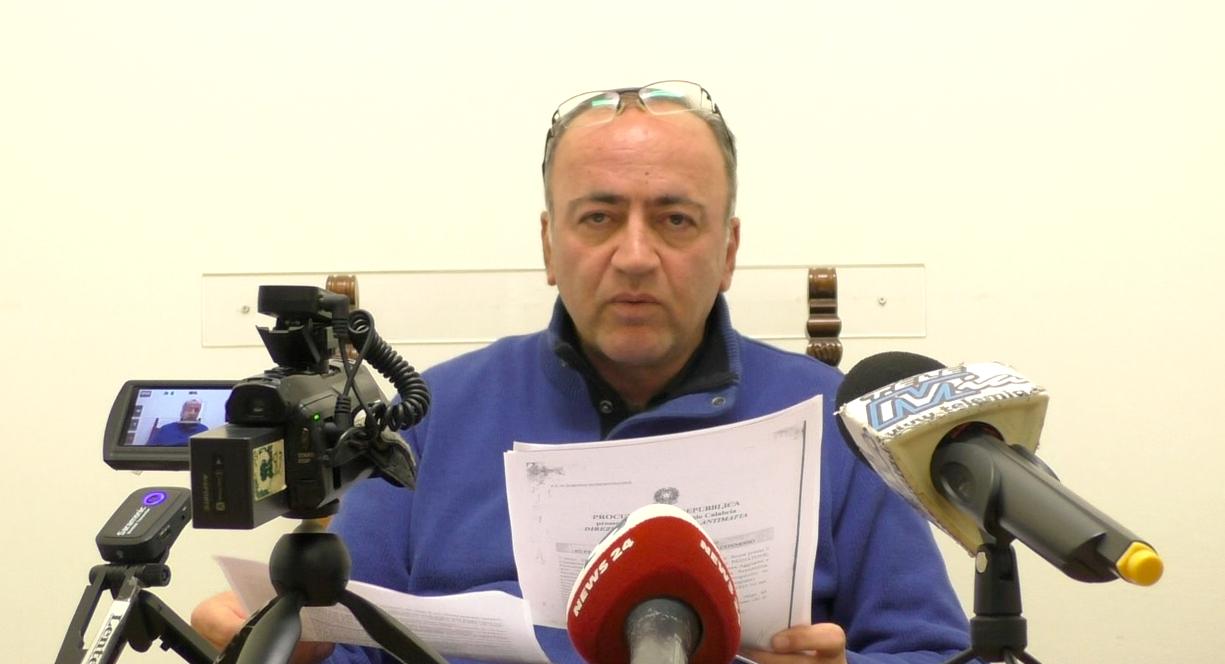 La provocazione di Mammoliti: «Mia condanna folle, ma non farò appello»