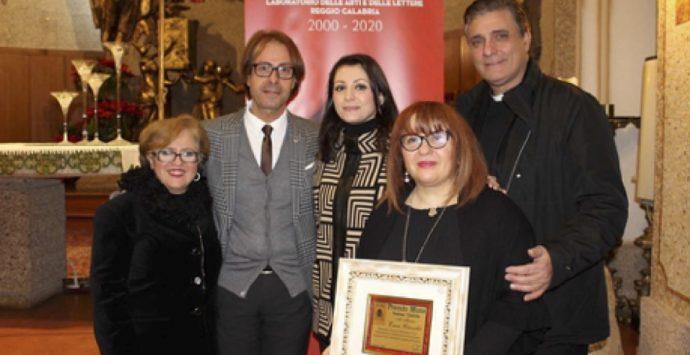 Il maestro Cuzzola premiato nel ventennale delle Muse