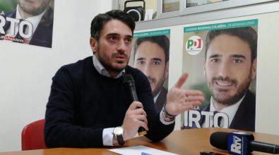 Elezioni Calabria, Irto scioglie la riserva: sarà lui il candidato per il centrosinistra